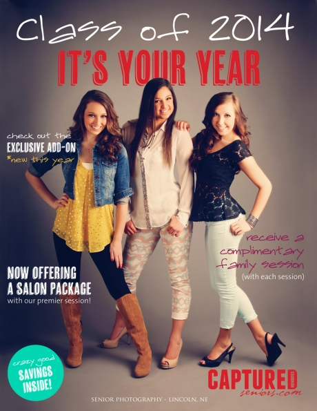 2014 Senior Magazine